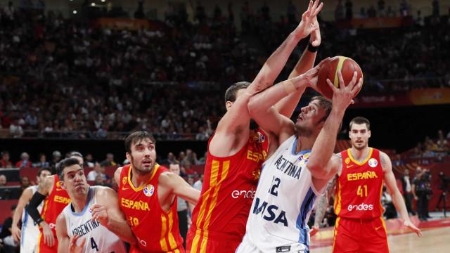 Espanha derrota Argentina e conquista o Mundial de basquetebol