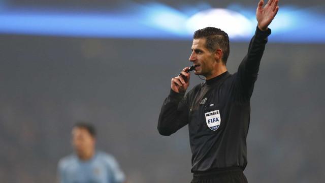 Benfica já conhece o árbitro para o duelo frente ao Leipzig