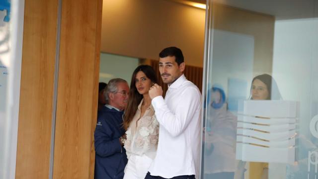 Casillas foi ao cardiologista e revelou detalhes da recuperação