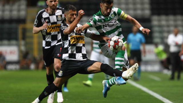 Bruno Fernandes vai ser aumentado e acordo pode ficar fechado hoje