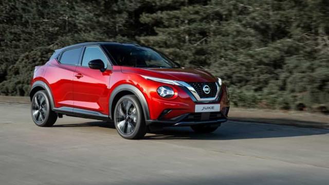 Nissan Juke: Dê as boas-vindas à 2.ª geração que começa nos 19.900 euros