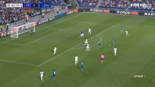 Primeiro golo da fase de grupos da Champions tem selo iraniano