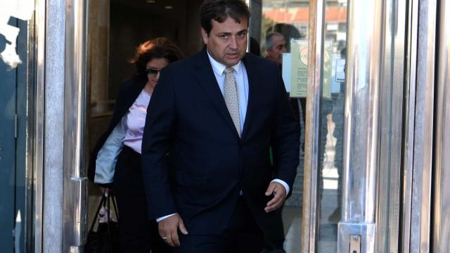 """António Joaquim diz que """"nada tem a ver"""" com a morte de Luís Grilo"""