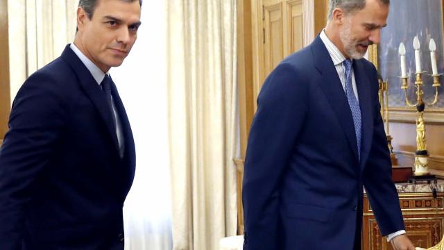 Rei não propõe candidato e Espanha encaminha-se para novas eleições