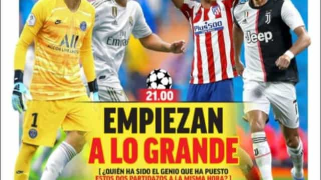 Lá fora: A desilusão inglesa e o duelo Félix-Ronaldo aquece Espanha