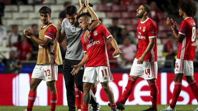 Uma grande novidade nos convocados do Benfica para Moreira de Cónegos