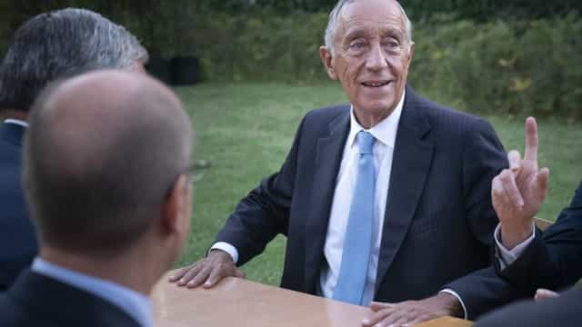 Marcelo chega hoje a Nova Iorque e reúne-se com Guterres
