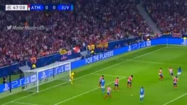 Golaço de Cuadrado quebrou o nulo no Atlético-Juventus