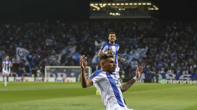 [1-1] FC Porto-Young Boys: Suíços fazem o empate no Dragão