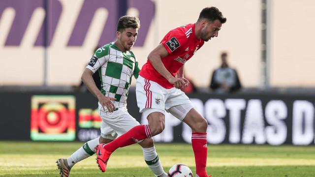 Moreirense-Benfica: Ordem para vencer após desilusão europeia