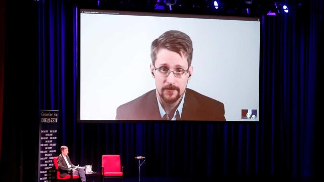 Snowden defende a divulgação de mensagens da Lava Jato pelo Intercept