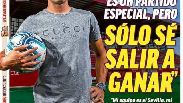Lá Fora: O regresso de Messi, o não Real de Mourinho e o dérbi de Itália