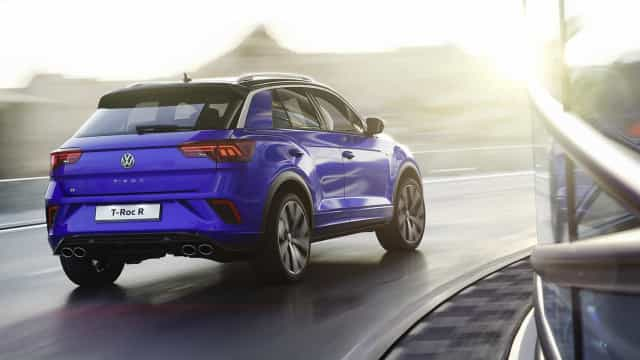 Já há preço para Volkswagen T-Roc R em Portugal