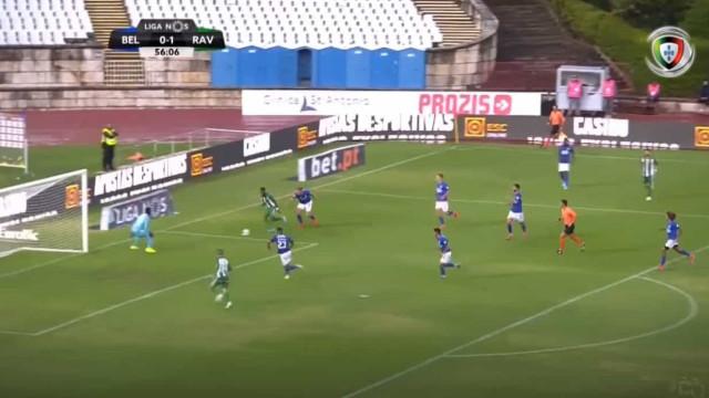 Diego Lopes ampliou vantagem no Jamor após trabalho brilhante de Mané