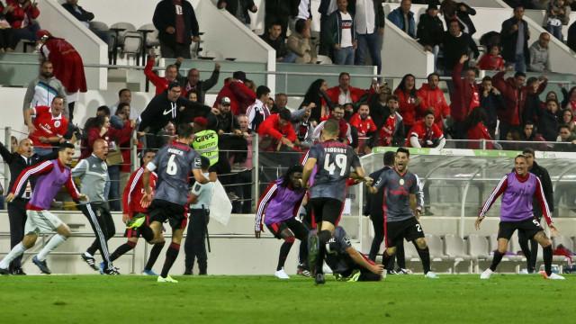 Águia teve cabeça para resgatar a vitória: As notas do Moreirense-Benfica