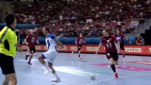 Andebol: Assistência de jogador do FC Porto promete correr o mundo