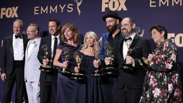 'Chernobyl' e 'Fleabag' foram os grandes vencedores dos Emmy
