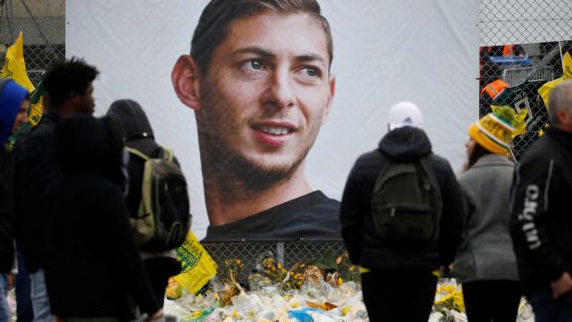 Piloto britânico condenado pela morte de Emiliano Sala