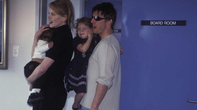 Nicole Kidman não tem relação com os filhos por causa de religião