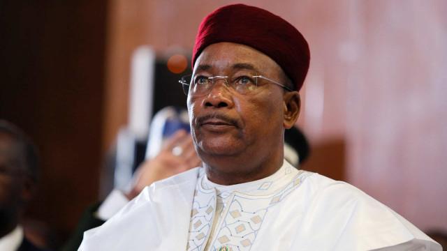 Marcelo convidado pelo Presidente do Níger para participar na CEDEAO