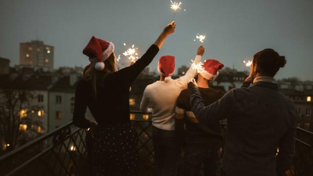 Formas alternativas de celebrar o Natal, boas festas!