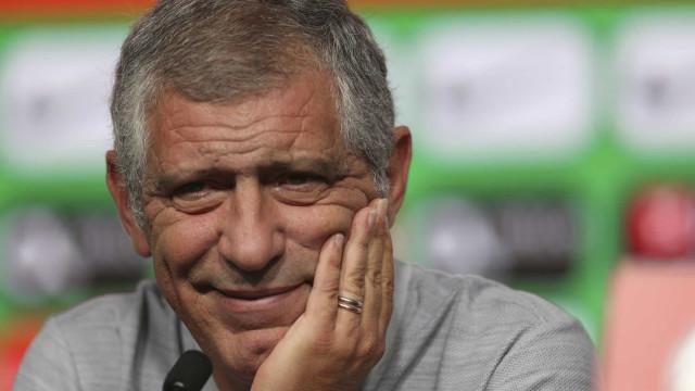 Ucrânia vai entregar o jogo? A resposta esclarecedora de Fernando Santos