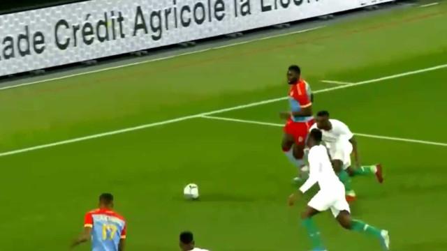 Congo perdeu, mas Bolasie ainda brilhou ao serviço da seleção