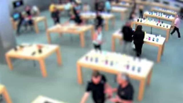 Roubaram 29 Apple Watches, mas há um detalhe que ladrões não sabiam