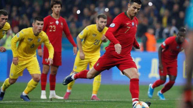 Do Sporting a Kiev: O resumo dos 700 golos de Cristiano Ronaldo