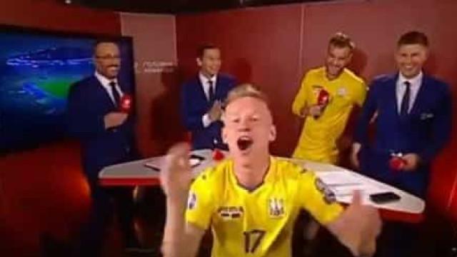 Colega de Bernardo no City ficou 'louco' após qualificação da Ucrânia