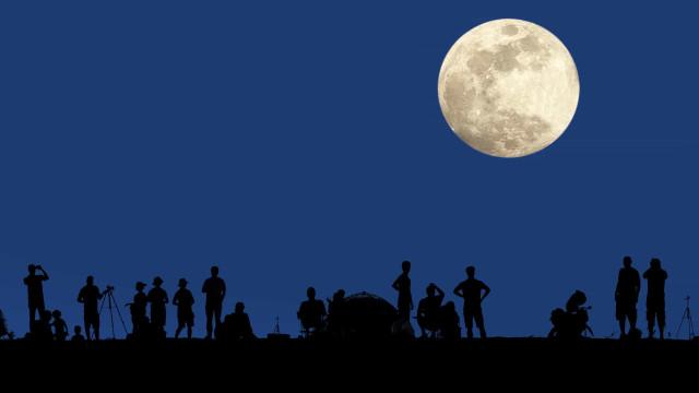 As estranhas crenças que rodeiam a lua cheia