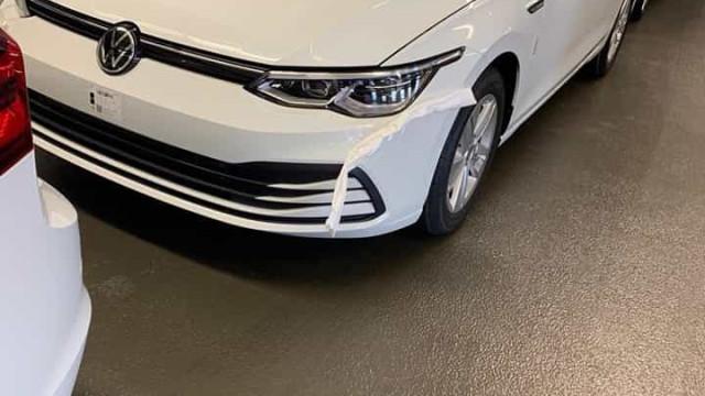 Fuga de imagens: Novo Volkswagen Golf será assim