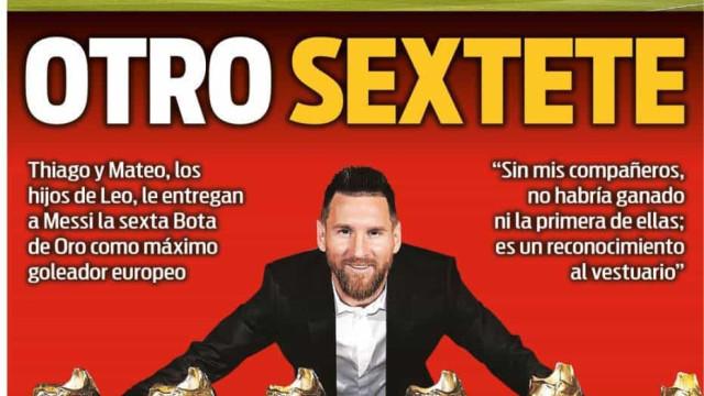 Lá fora: A 'bota' de Messi e um clássico em risco em Espanha