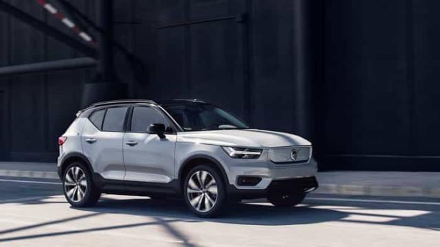 Volvo: Vendas da gama Recharge disparam em Portugal