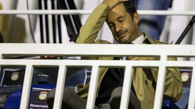 'De levar as mãos à cabeça': Este Sporting retratado em imagens
