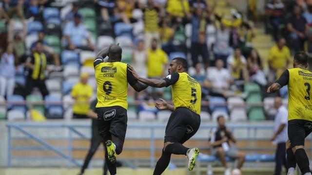 Novo escândalo na Taça: Jogadores do Beira-Mar tombam gigante de primeira