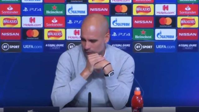 O pormenor que poucos repararam em Guardiola custa 1,35 milhões de euros