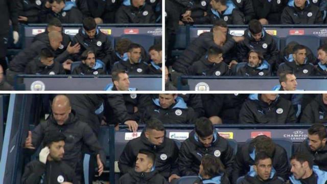 Guardiola ficou furioso com Stones e o defesa inglês já explicou o porquê