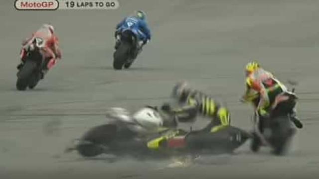 MotoGP: Terrível acidente que vitimou Simoncelli aconteceu há oito anos