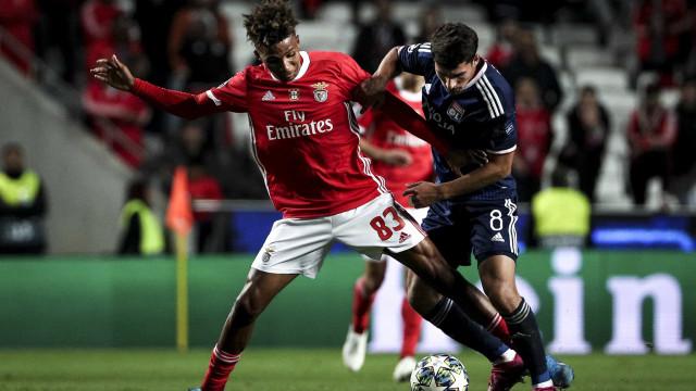 [1-1] Benfica-Lyon: Memphis Depay faz o empate na Luz