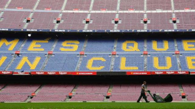 Os cinco piores treinadores da história do Barcelona