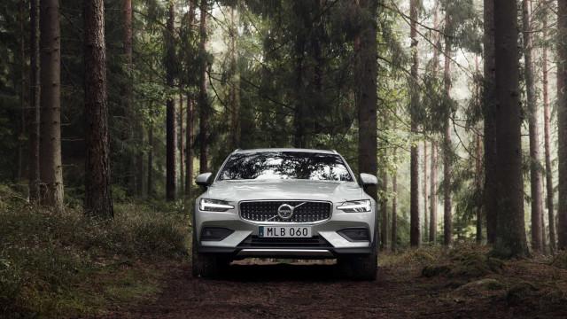 Vendas da Volvo atingem máximo histórico