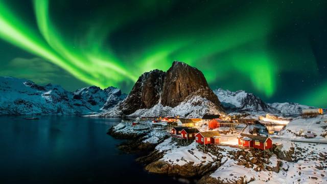Os melhores locais para desfrutar do Natal nos países nórdicos