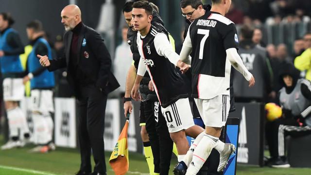 """Cassano 'avisa' CR7: """"A última vez que saí do estádio tive de voltar..."""""""