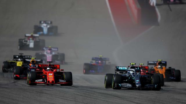 A medida que deixou a Fórmula 1 em alvoroço vista ao pormenor