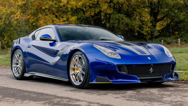Este é o leilão de sonho para qualquer amante de automóveis