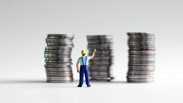 Salário mínimo continuará isento de IRS. Quanto vai ganhar o Estado?