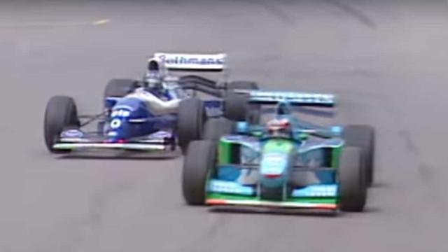 Há 25 anos Michael Schumacher subiu ao trono da F1 com este título