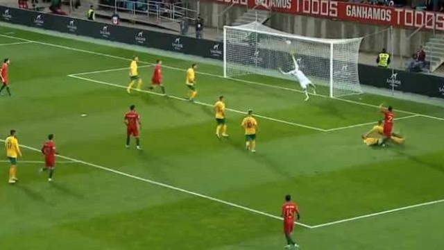 Bernardo Silva aproveitou a passividade lituana e fez o quinto golo luso