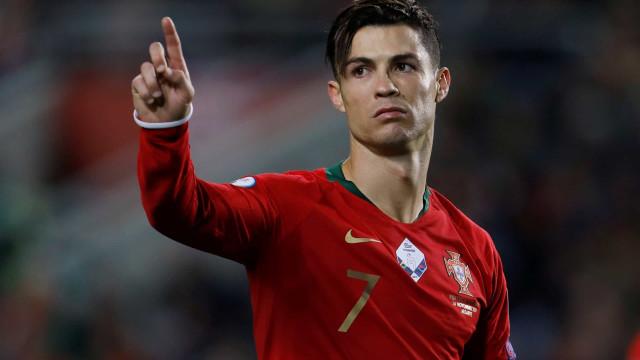 """Imprensa internacional aos pés de CR7: """"Um hattrick de campeão"""""""